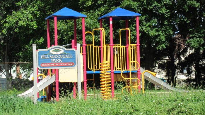 Bill McDougall Park